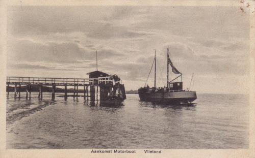 Moterboot Vlieland-1
