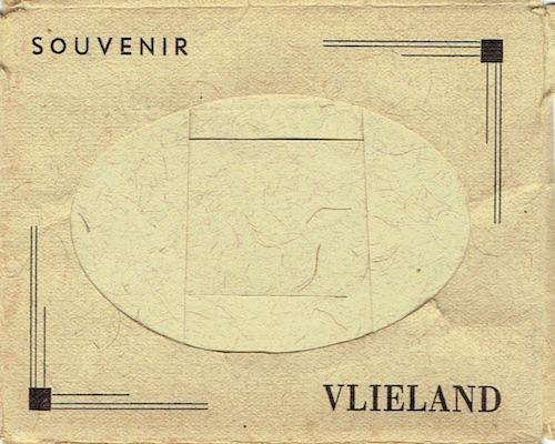 Souvenir Vlieland